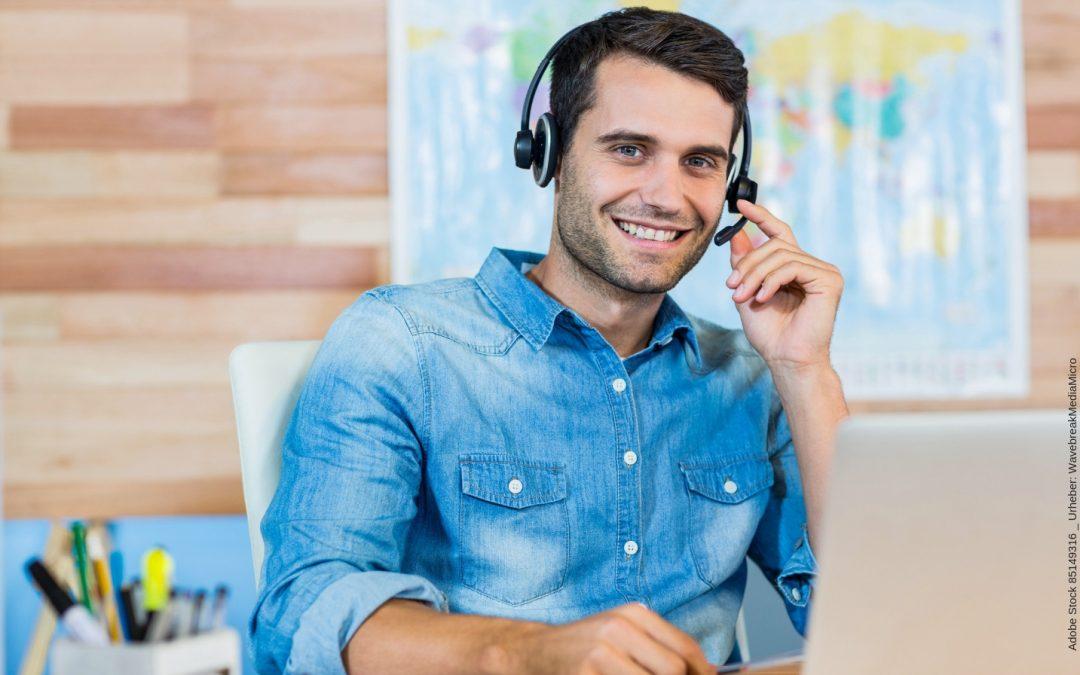 Call Center Dienstleister –Erreichbar bleiben