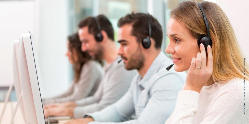 Call Center Service – Seien Sie immer erreichbar